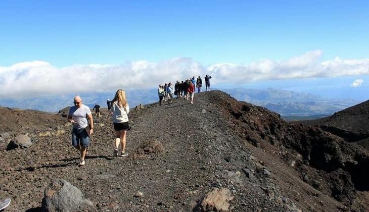 тур этна джип - вулканы сицилии