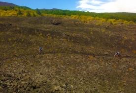 велосипедный тур сицилия вулканические маршруты отдых на сицилии этна