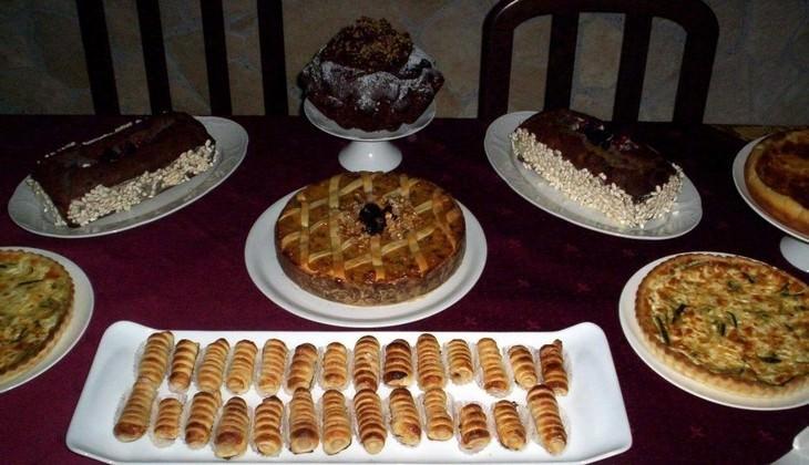 обед сицилийская семья - культура сицилии