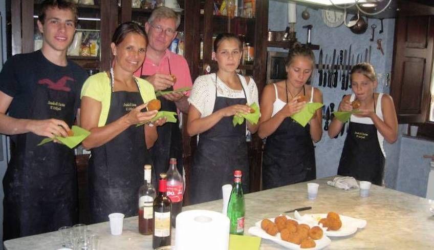 сицилийская кухня - рецепты сицилия