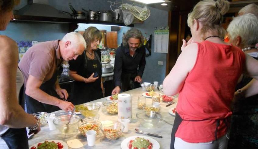 сицилийская кухня рецепты сицилия шеф-повар сицилия катания