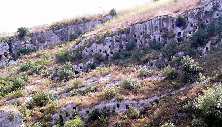 археологическая экскурсия - всемирное наследие