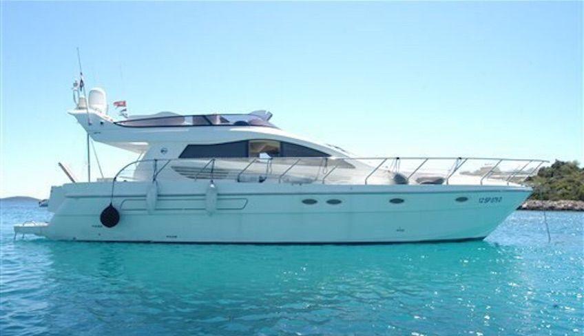 аренда яхты сицилия - западная сицилия