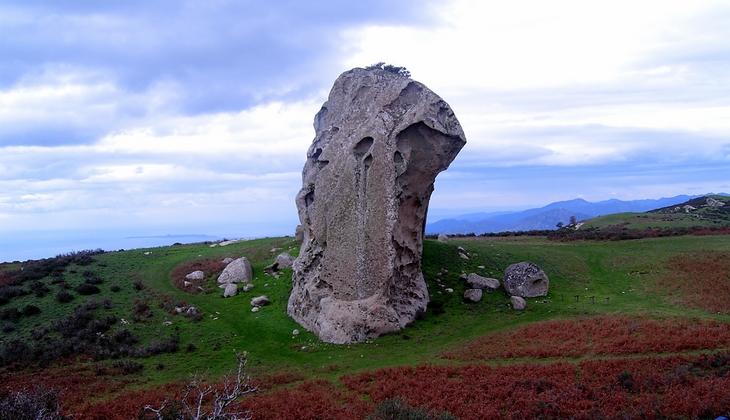 трекинг археологическая экскурсия Сицилия природа и пейзажи Агримуско