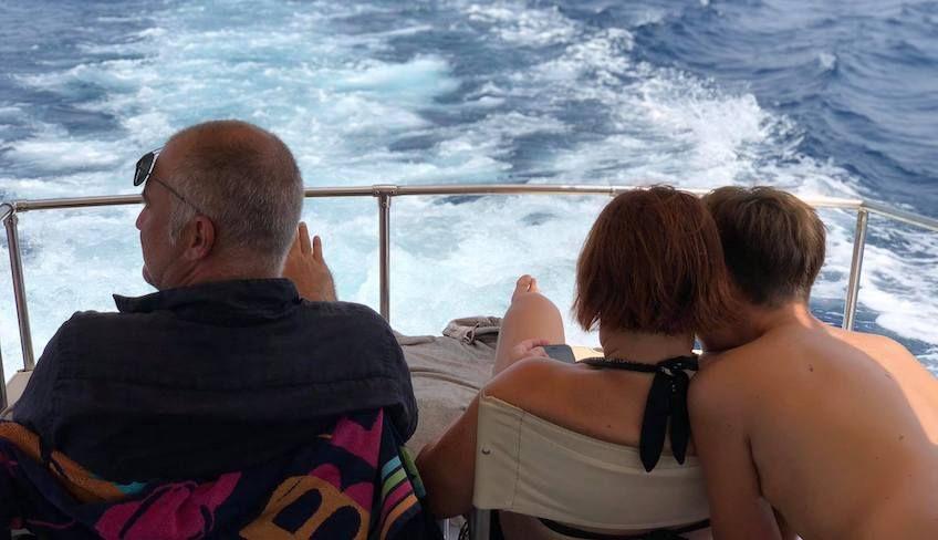 Круиз на Эгади - забронировать яхту