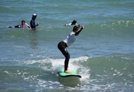 урок серфинга сицилия - курорты сицилии