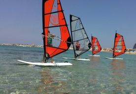 Спорт и Приключения Отдых на Сицилии – занятия по Виндсерфингу Италия