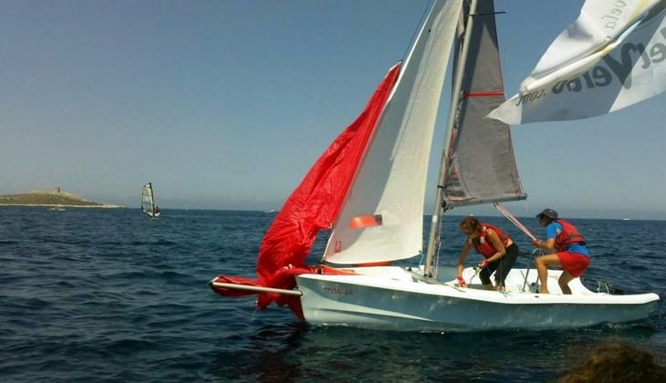 курс мореплавания сицилия - школа шкиперов