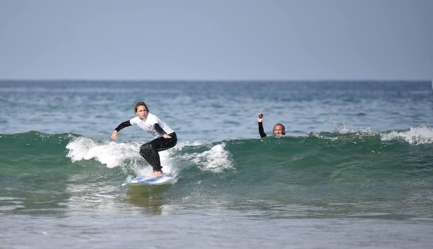 короткий курс серфинга на сицилии спорт море сицилии водный спорт