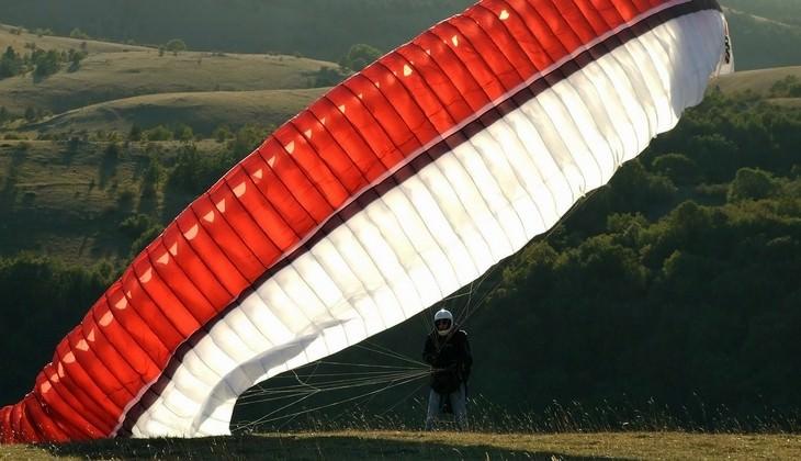 парапланеризм сицилия - спорт на открытом воздухе сицилия