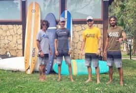 аренда доски для серфинга - спорт на сицилии