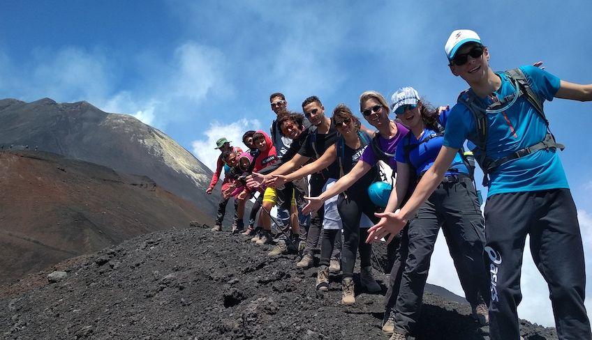 тур гора этна - посетить этну