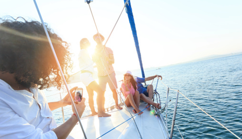 Отдых на лодке Отдых на Сицилии - Пешие прогулки Палермо