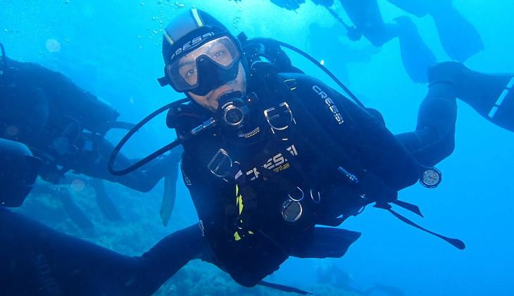 подводное плавание сицилия активный спорт сицилия идеи для подарков
