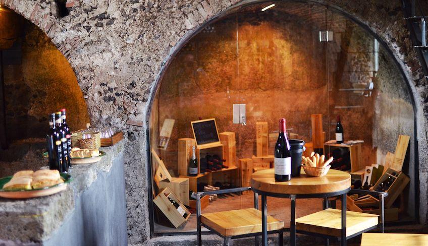 дегустация вина -  вино сицилия