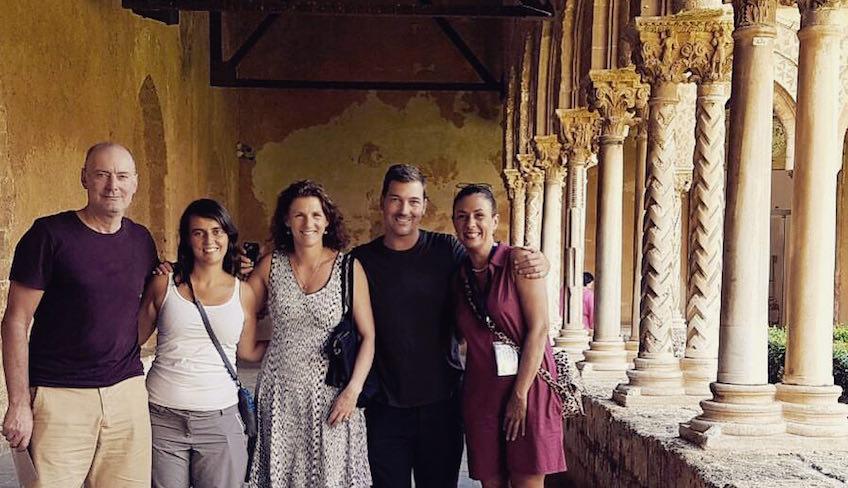 Города искусства на сицилии -  палермо тур