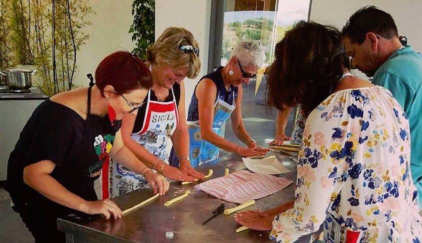 традиционные сицилийские блюда - кулинарные курсы в италии