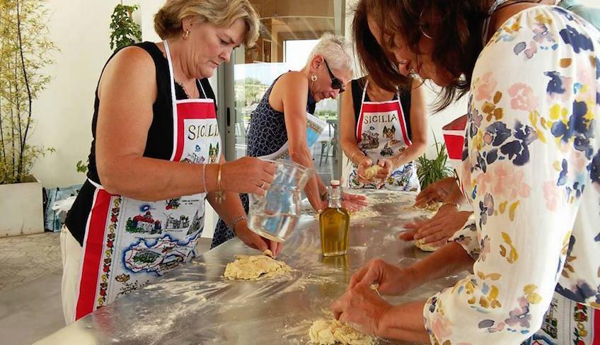 традиционные сицилийские блюда кулинарные курсы в италии сицилийские рецепты Агридженто