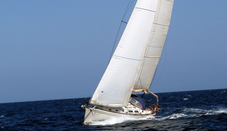 Круизы по средиземному морю  - лицензия шкипера