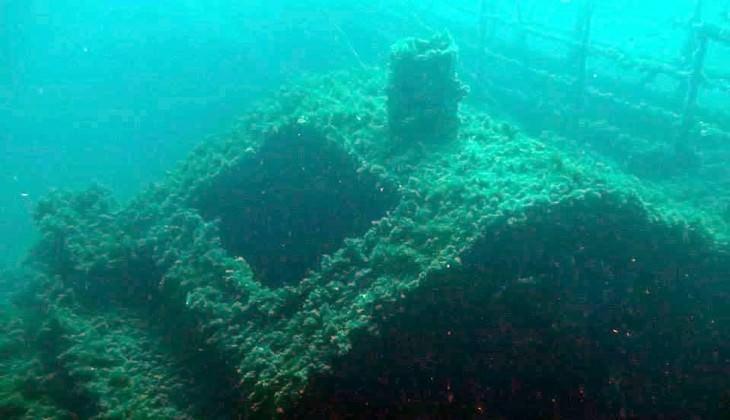 подводные погружения - водный спорт