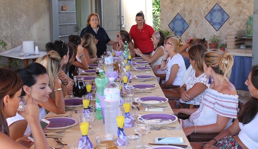 кулинарный урок на Сицилии
