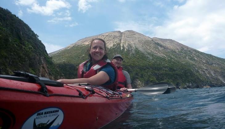 морской каякинг - экскурсия на каяке с гидом
