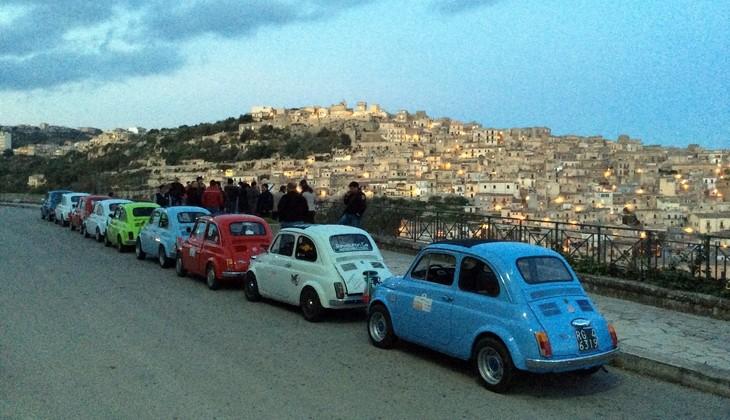 экскурсии на сицилии -  старый город
