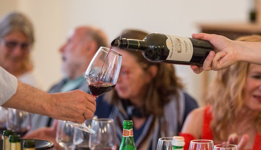 дегустация вин Сицилии -