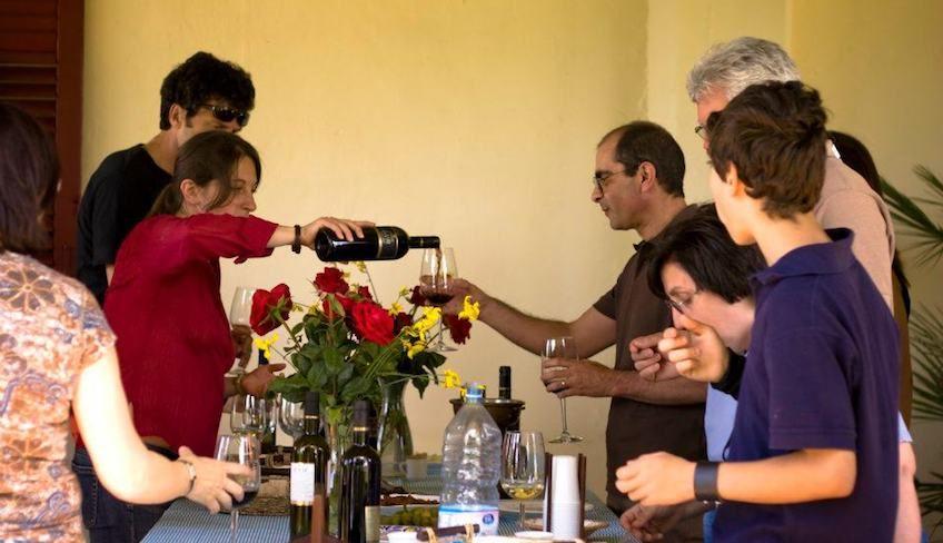 Дегустация вин Палермо -