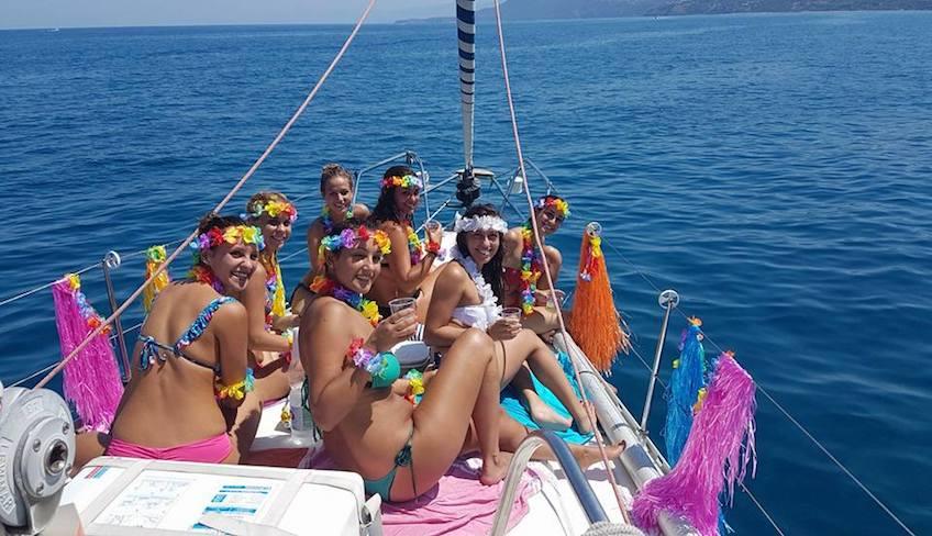 отдых на яхте отдых на сицилии – круиз палермо