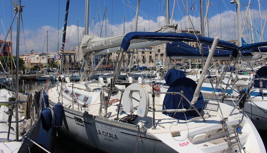 Круиз Палермо - морские путешествия