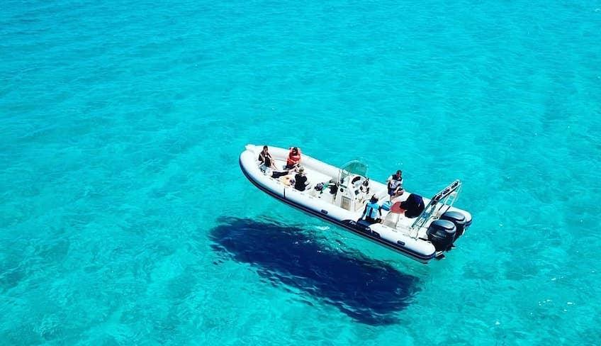 прогулка на лодке Сицилия