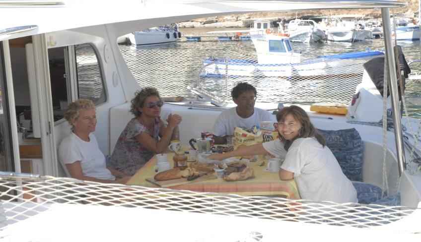 Морские экскурсии Отдых на Сицилии – Аренда яхты