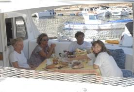 аренда яхты - предложения люкс