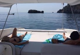 эоловый острова яхта