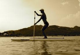 серфинг палермо - остров серф серфинг с веслом