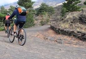 горный велосипед тур велосипедные приключения горный велосипед сицилия Катания