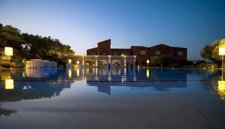 романтический отдых 5 звездочный отель спа выходные за городом Лингваглосса
