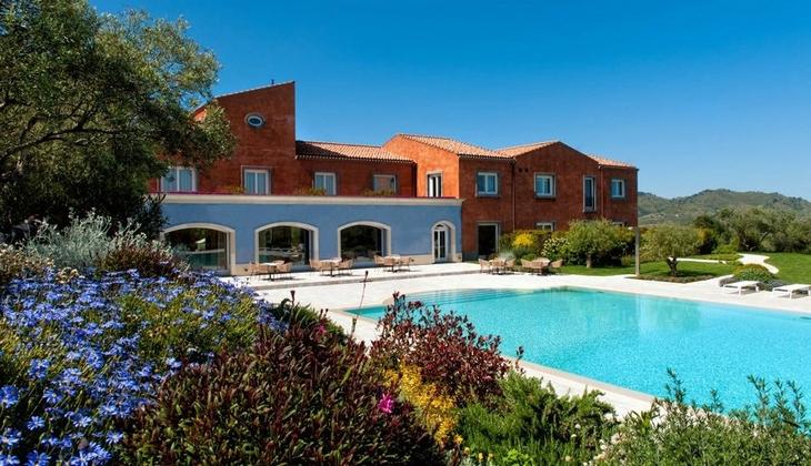 пятизвездочный отель люкс романтический отдых шикарные отели Лингваглосса