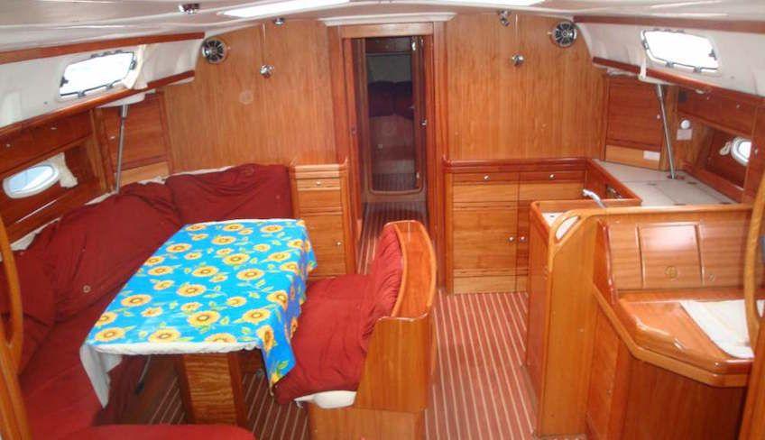 плавание тур - эгадские острова
