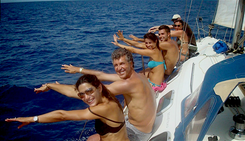 чартер парусник отдых аренда яхты класса люкс аренда парусной лодки палермо