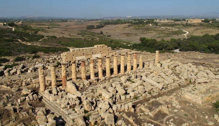 Селинунте археологический парк палермо в Салинунте экскурсия на день из палермо