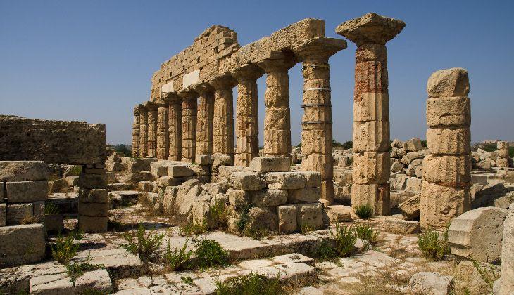 Селинунте археологический парк - Палермо в Селинунте