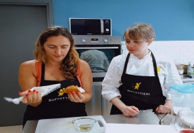 сицилия кулинарная школа - сицилийские сладости