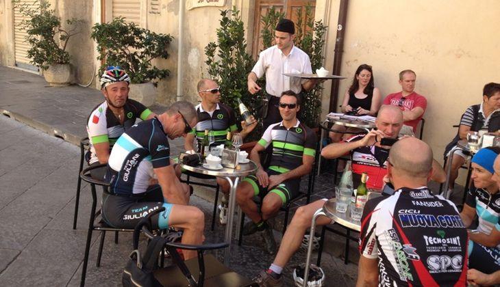 тур сицилия - сицилия на велосипеде
