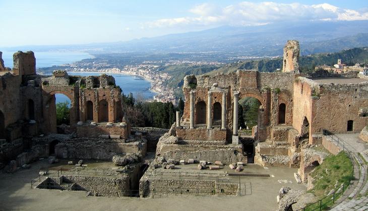 Семейные Туры Отдых на Сицилии – сицилия тур
