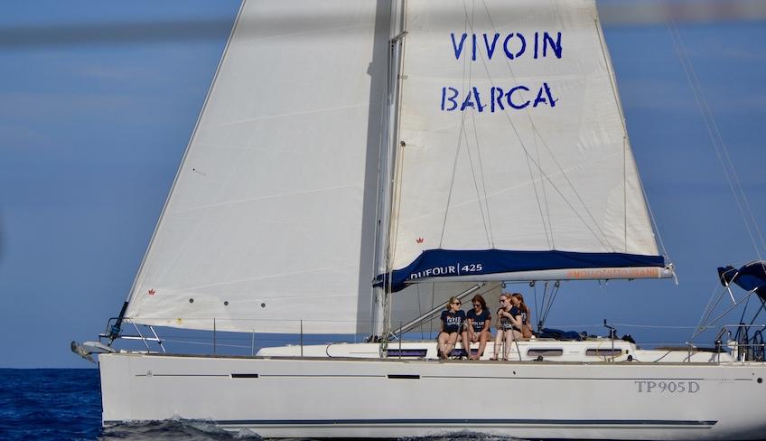 Морской круиз отдых на Сицилии - Морской круиз