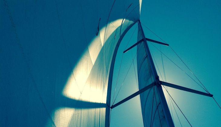 Морской тур - отдых на парусной яхте