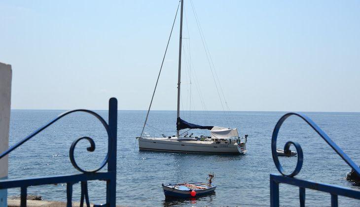 Отдых на яхте - мини-круиз эгади