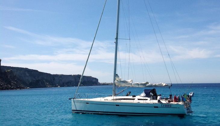 Морские экскурсии Отдых на Сицилии - Отдых на яхте